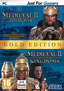 Medieval II Total War - Gold edition (Medieval II Total War + Medieval II Total War Kingdoms) PC