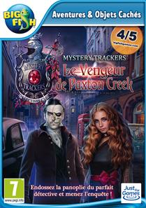 Mystery Trackers (10) Le Vengeur de Paxton Creek PC