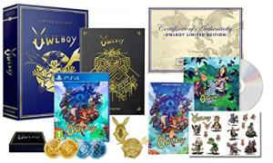 Owlboy Collector PS4