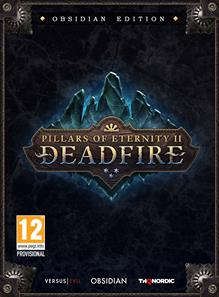 Pillars of Eternity 2 Deadfire Obsidian edition PC/MAC