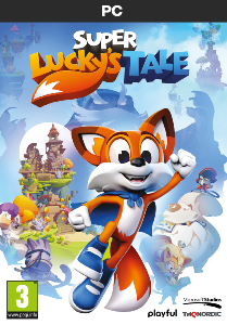 Super lucky tales PC