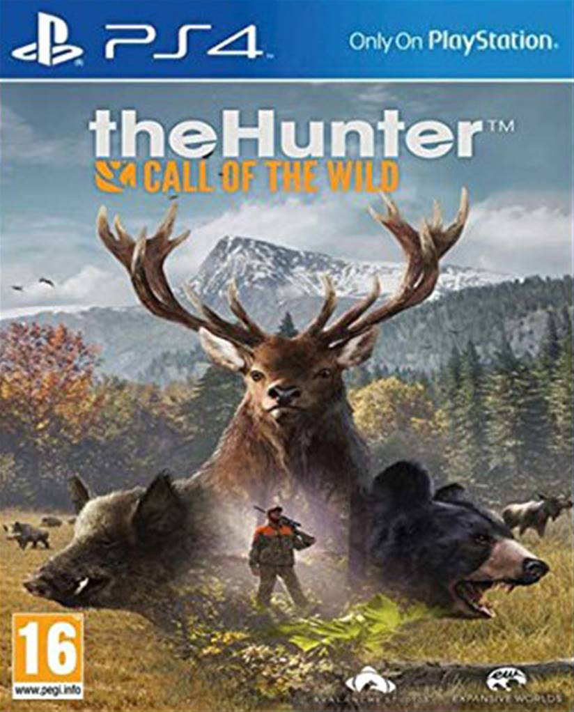 the hunter call of the wild how to call bison