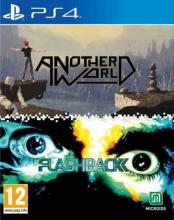 Another World x Flashback PS4