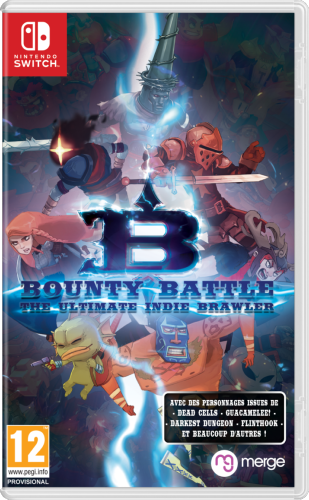 Bounty Battle SWITCH