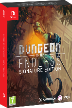 Dungeon of the Endless Switch Signature Edition
