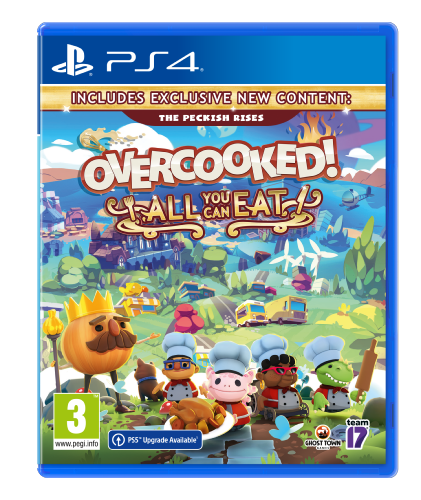 Overcooked All You can Eat PS4