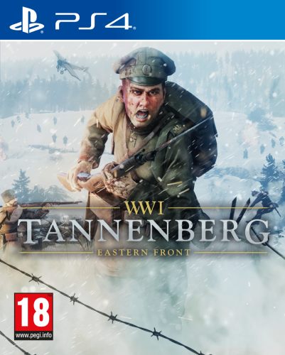 WWI TANNENBERG PS4