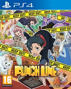 Punch Line PS4
