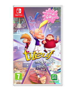 Titeuf Mega Party SWITCH