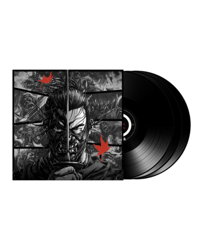 Ghost of Tsushima (Music from the Video Game) 3LP
