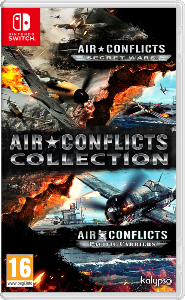 Air Conflicts Collection / SWITCH (Secret Wars + Pacific Carriers)