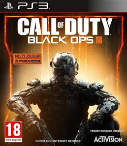 Call of Duty : Black Ops III PS3