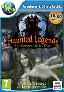 Haunted Legends 7 : Le Secret de la Vie PC