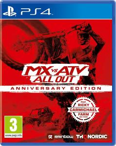 MX vs ATV All Out - Anniversary Edition PS4