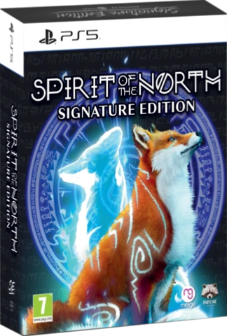 Spirit of the North PS5 Signature Edition