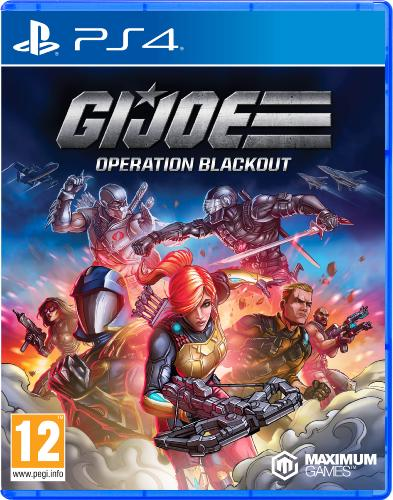 G.I Joe Operation Blackout PS4