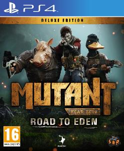 Mutant Year Zero Road to Eden Deluxe Edition PS4