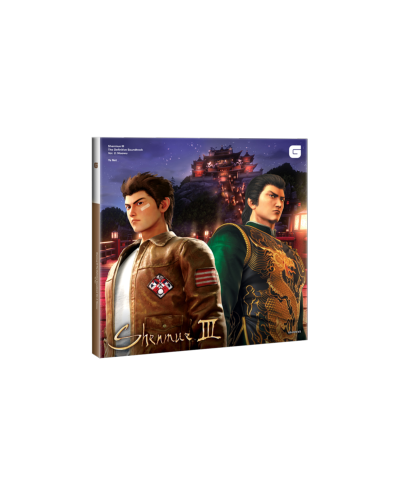 Shenmue III The Definitive Soundtrack Vol. 2: Niaowu 6LP Ed Collector
