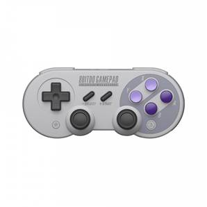 8Bitdo SNES30 PRO Bluetooth Gamepad/Manette