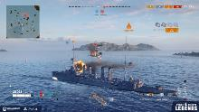 World of Warships: Legends Fire Power Deluxe Edition PS4