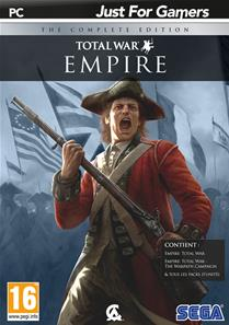 Empire Total War The Complete edition (jeu original + The Warpath Campaign + all unit packs) PC