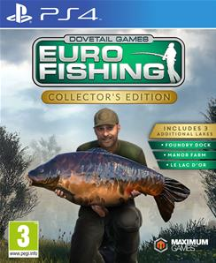 Euro Fishing Collector's edition PS4