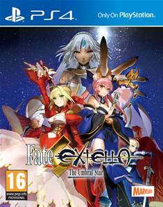 Fate/Extella : The Umbral Star PS4