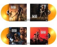 The Walking Dead - The Telltale Series Soundtrack 4 Vinyles