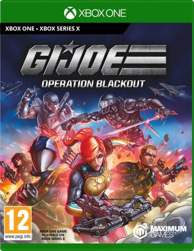 G.I Joe Operation Blackout Xbox One