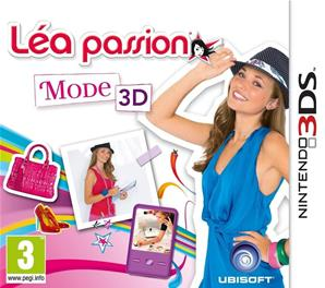 Lea Passion Mode - 3DS