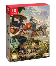 Sakuna: Of Rice and Ruin Switch Golden Harvest Edition