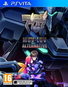 Muv Luv Alternative PSVITA