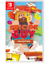 Suicide Guy Collection Nintendo SWITCH