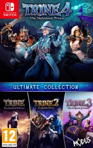 Trine (1 au 4) The Ultimate Collection SWITCH