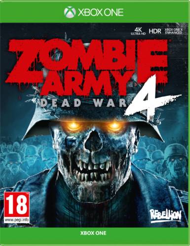 Zombie Army 4 Dead War Collector's Edition Xbox One