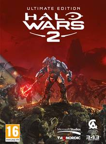 Halo Wars 2 Ultimate Edition (+ Season Pass + Halo Wars 1 Remastered) PC