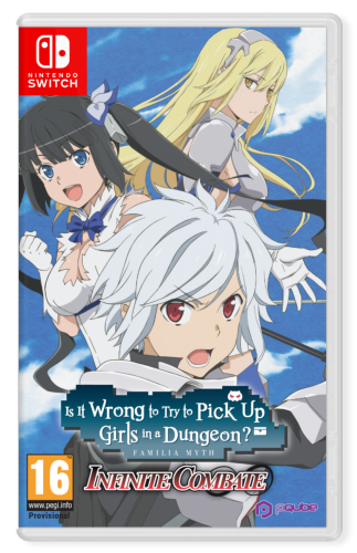 Is it Wrong to Try to Pick-up Girls in a Dungeon ? Infinite Combat (DanMachi) SWITCH