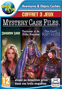 Mystery Case Files - Triple Pack 9+10+11 PC