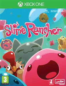 Slime Rancher / Xbox One