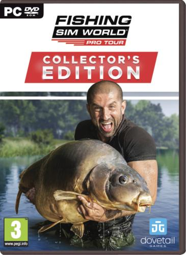 Fishing Sim World Pro Tour Collector's edition PC