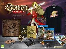 Golden Force Mercenary Edition Collector PS4