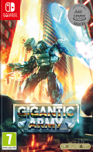 Gigantic Army SWITCH Just Limited
