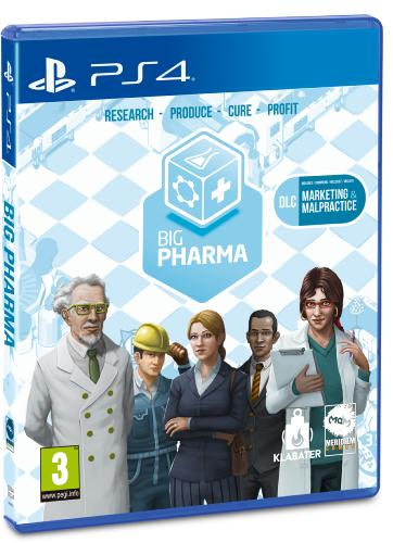 Big Pharma PS4