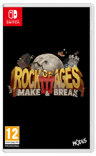 Rock of Ages 3 Make & Break SWITCH