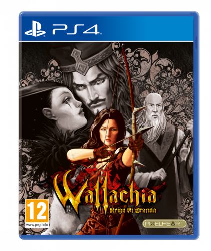 Wallachia: Reign of Dracula PS4 Just Limited