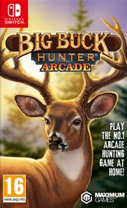 Big Buck Hunter Arcade SWITCH