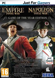Empire Total War + Napoleon Total War GOTY PC