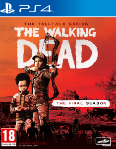 The Walking Dead - L'Ultime Saison - PS4