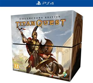 Titan Quest Collectors edition / PS4