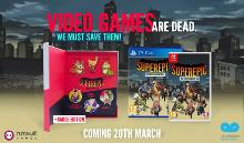 SuperEpic The Entertainment War Badge PS4 - Collectors Edition